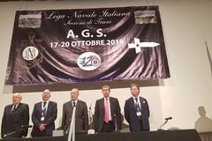 Trani, inaugurata l'Assemblea generale dei soci della Lega Navale italiana