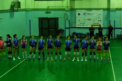 Lavinia Group Volley Trani, esordio amaro in serie B2