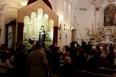 Chiesa, continuano i festeggiamenti in onore di Santa Rita da Cascia