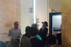 L'ambasciatore di Israele incontra la comunità ebraica di Trani