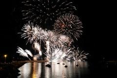 Festival dell'arte pirotecnica, grande successo per gli spettacoli di mezzanotte