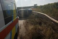 Incidente sulla Bisceglie-Andria: feriti due 25enni