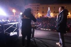 Capodanno in piazza Quercia, tutti pazzi per i dj