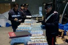 Merce rubata in un magazzino tra Andria e Trani, 11 in manette