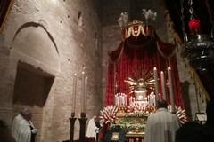 Giovedì Santo a Trani, gli appuntamenti e le ordinanze comunali