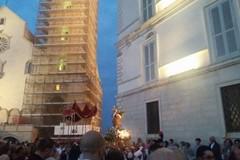 Festa patronale, oggi il rientro del Santo al santuario di Colonna