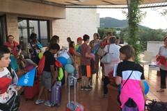 Da Pieve Torina a Fasano: i bambini del terremoto accolti anche dai coetanei tranesi