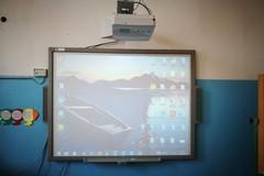 Scuola De Amicis, da oggi anche due lavagne multimediali per alunni disabili