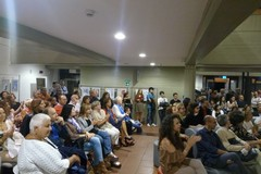 """Al Polo Museale folto pubblico per Pino La Rossa e il suo """"blues"""""""