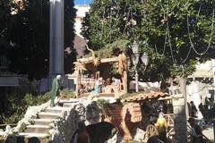 Presepe artistico in piazza Libertà, per il Comune una spesa di 5mila euro