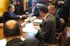 Uffici giudiziari, nel tribunale di Trani la firma del Protocollo d'intesa
