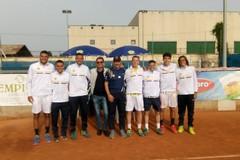Tennis club Trani, è pareggio con il Santa Margherita Ligure: 3-3