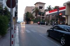 Semafori in tilt, viabilità nel caos in due punti della città