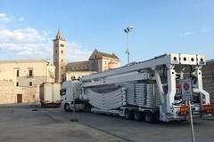 Festival dell'arte pirotecnica, a Trani torna la ruota panoramica