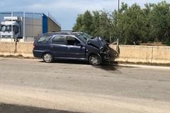Grave incidente sulla SP 231 in territorio di Trani, tre feriti