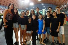 Ballerini tranesi protagonisti ai Campionati italiani di danza sportiva