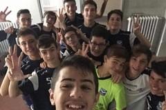 Pallavolo, oggi in campo gli under18 contro il Florigel Andria