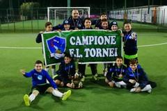 """La Soccer Trani torna a casa dal 2^ torneo nazionale """"Disfida di Barletta"""" con un ricco bottino"""