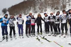 Giochi studenteschi, il liceo Vecchi campione regionale di sci alpino
