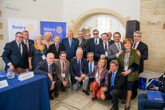 Con l'Assemblea distrettuale, il Rotary di Puglia e Basilicata si prepara ad affrontare nuove sfide