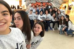 La Geda Volley Trani felice di aver partecipato all'iniziativa del Granshopping Mongolfiera di Molfetta