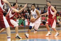 Il basket tranese tra vecchie glorie e nuove leve