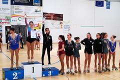 Campionati regionali, pioggia di trofei per la Asd Skating Trani
