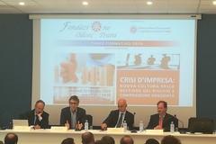 """""""Crisi d'impresa: nuova cultura nella gestione del rischio"""", in scena il primo di due incontri"""