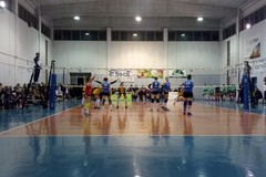 Lavinia Group Volley Trani perde a testa altissima