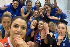 Lavinia Group Volley Trani forza quattro: battuta 1-3 Besana Nola