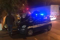 Incidente in via Martiri di Palermo, tre persone ferite