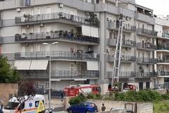 Malore in casa, necessario l'intervento dei vigili del fuoco in via Almirante