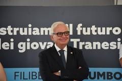 Filiberto Palumbo: «Dai banchi dell'opposizione esprimo i miei rallegramenti e auguri di buon lavoro ad Amedeo Bottaro»