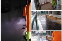 Sanificazione delle scuole di Trani, si parte dalla Baldassarre