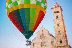 "Il prossimo weekend torna ""Trani in Mongolfiera"""