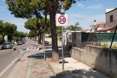 Nuova segnaletica in via Martiri di Palermo: limite di 30 km/h