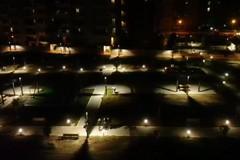 Quartiere Sant'Angelo, si accendono le luci sul parco di via delle Tufare