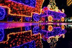 Natale 2020, le luminarie artistiche nel centro di Trani
