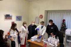 Il vaccino anti-covid è arrivato nella Bat: somministrate le prime dosi