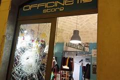 Furto con scasso in un negozio su Corso Vittorio Emanuele