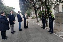 Celebrato a Trani il Giorno del Ricordo e dell'Esodo Giuliano