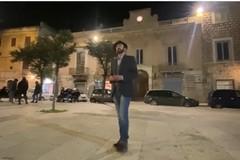 Suonart: ed ecco a voi Trani, in Piazza Longobardi, con Andrea Moselli e il Dj Crispino