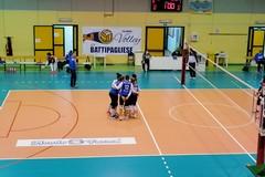 Lavinia Group Volley Trani, contro il Melendugno gara a senso unico: arriva una sconfitta per 3-0
