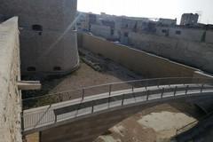 Nuova vita per il fossato del Castello Svevo: dall'abbandono a luogo di fruizione socio-culturale
