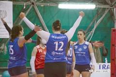 Lavinia Group Volley Trani, ottima prova contro la Primadonna Bari: arriva una vittoria per 3-1