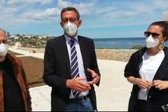 Proseguono i lavori di riqualificazione alla Seconda Spiaggia