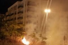 Il vandalismo a Trani ora si dà sempre più alle fiamme