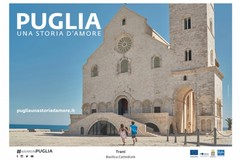 La Cattedrale di Trani immagine di copertina nello spot di Puglia Promozione