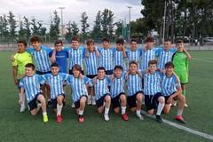 Soccer Trani, gli esordienti centrano il terzo posto del podio regionale