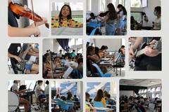 BaldasSound Orchestra in concerto nella villa comunale